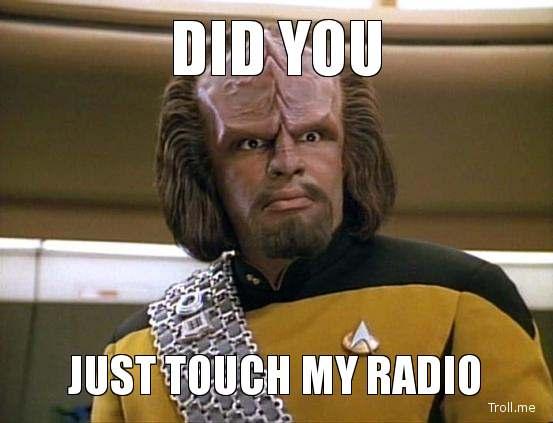 Radio Angry Meme